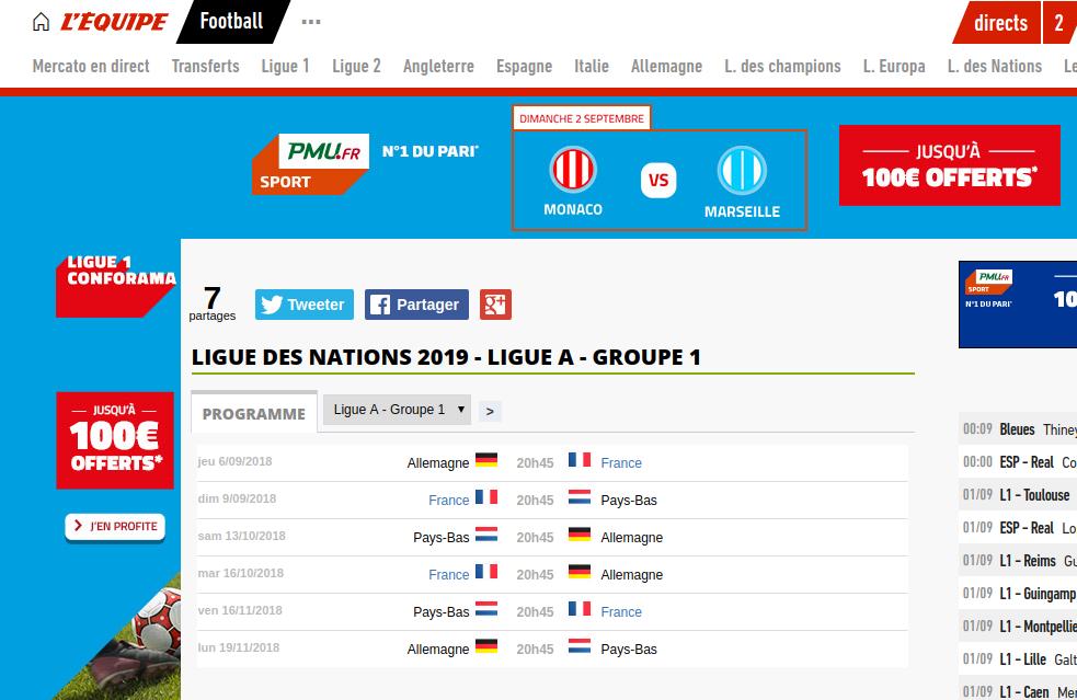 Calcio, al via la UEFA Nations League e tutti la chiamano così. O no?