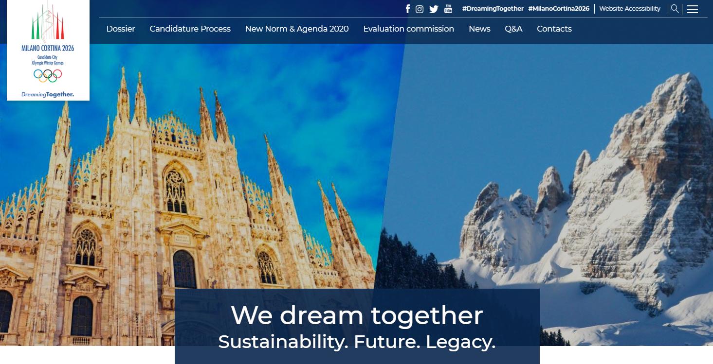 Milano-Cortina 2026: una vittoria dell'Italia ma non dell'italiano