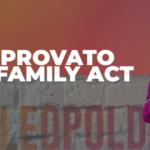 L'Italia ha una nuova legge per le famiglie: il nome? Family Act