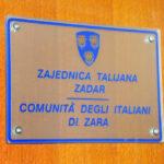 Da Zara un progetto per favorire l'insegnamento dell'italiano in Dalmazia