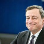 """Draghi torna a ironizzare sugli anglicismi: """"quella che altri chiamano governance"""""""